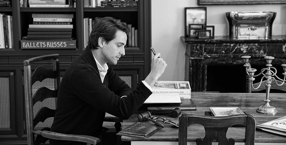 Alexander Gilkes - Men's Style Council Member