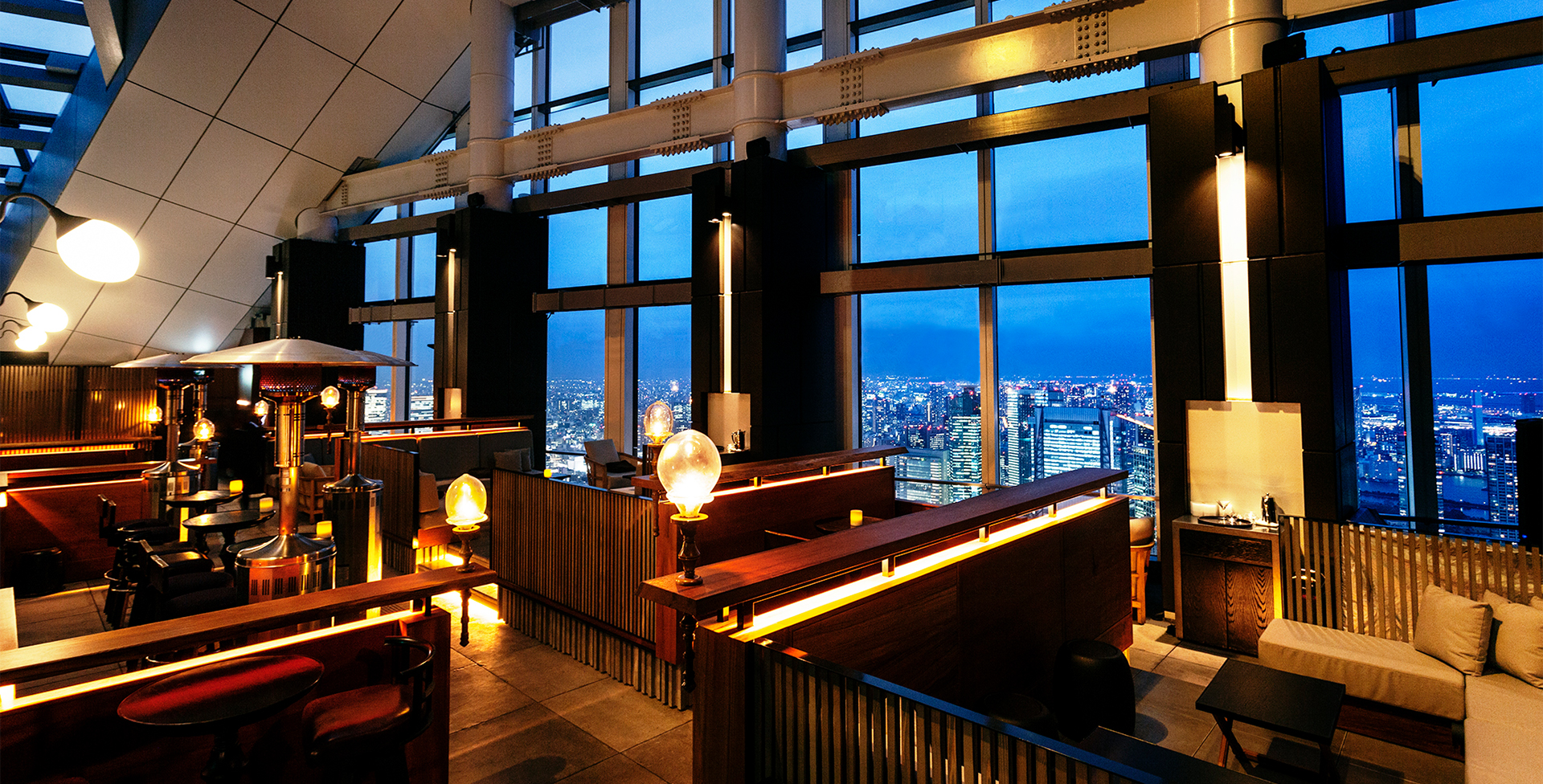 Andaz Rooftop Bar - Men's Style Council Place