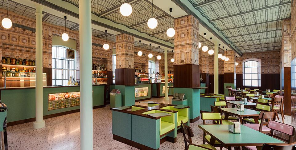 Bar Luce - Men's Style Council Place