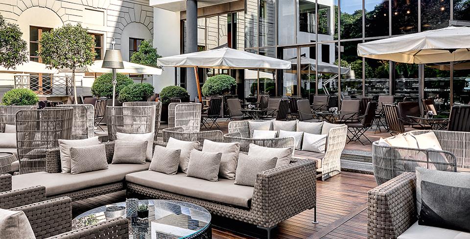 Bulgari Hotel Milano - Men's Style Council Place