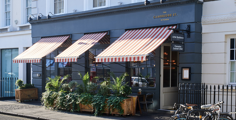Cambridge Street Kitchen | The Style Council