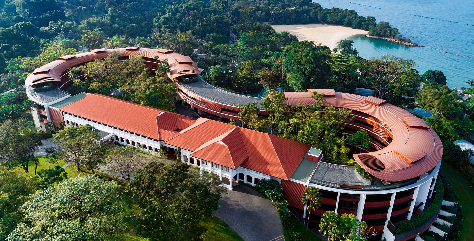 Capella Hotel Singapore - Men's Style Council Place