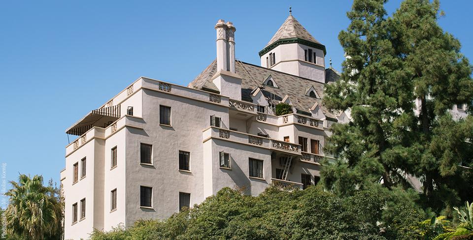 Chateau Marmont - Men's Style Council Place