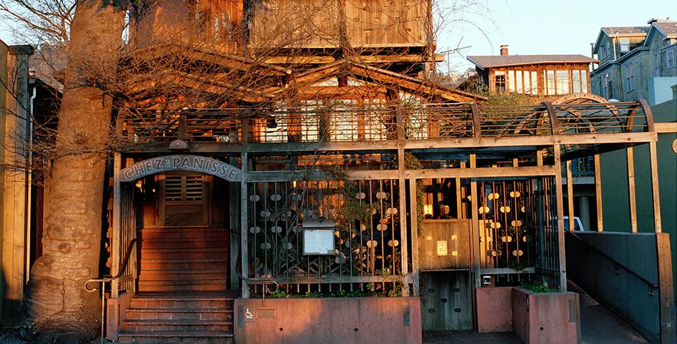 Chez Panisse - Men's Style Council Place