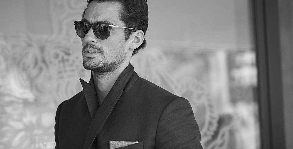 David Gandy - Men's Style Council Member