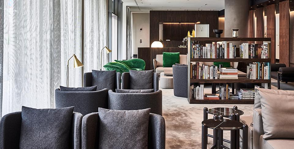 Hotel VIU - Men's Style Council Place
