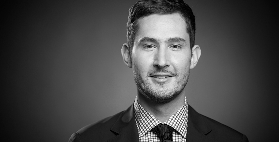 Kevin Systrom - Men's Style Council Member