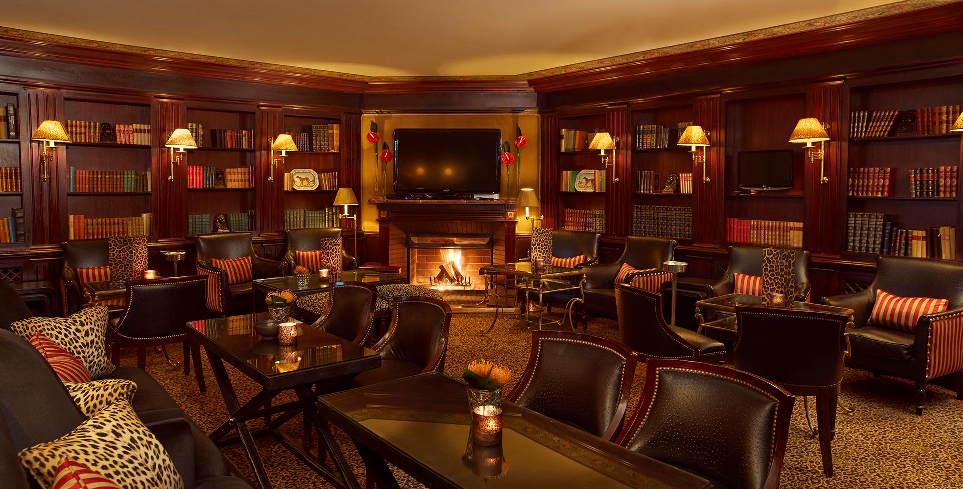 Leopard Bar - Men's Style Council Place