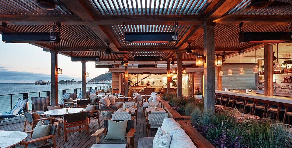 Little Beach House Malibu - Men's Style Council Place