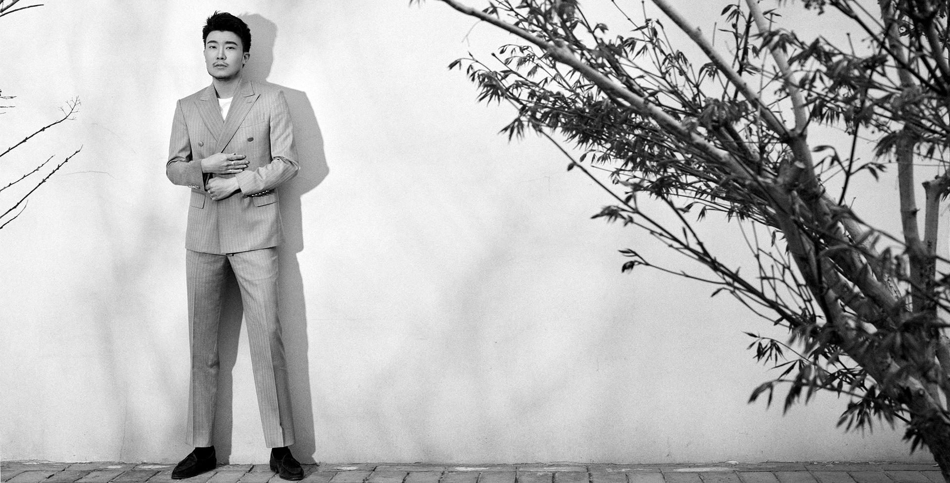 Michael Xufu Huang - Men's Style Council Member