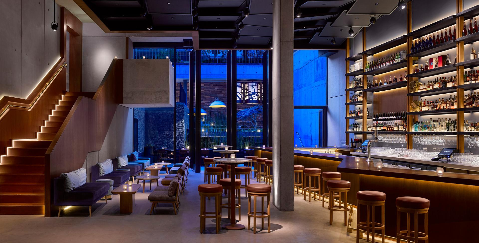Nobu Hotel Shoreditch - Men's Style Council Place