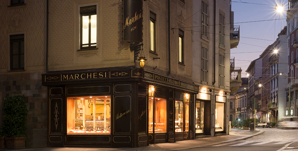 Pasticceria Marchesi - Men's Style Council Place