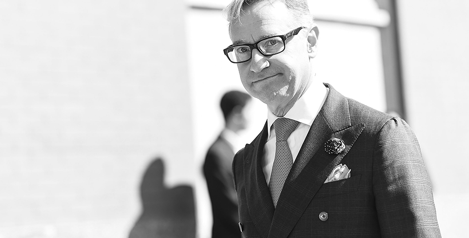 Paul Feig - Men's Style Council Member
