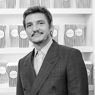 recommended by member Pedro Pascal