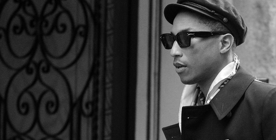 Pharrell Williams - Men's Style Council Member
