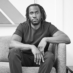 mr Rashid Johnson