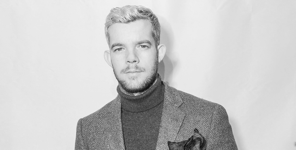 Russell Tovey - Men's Style Council Member