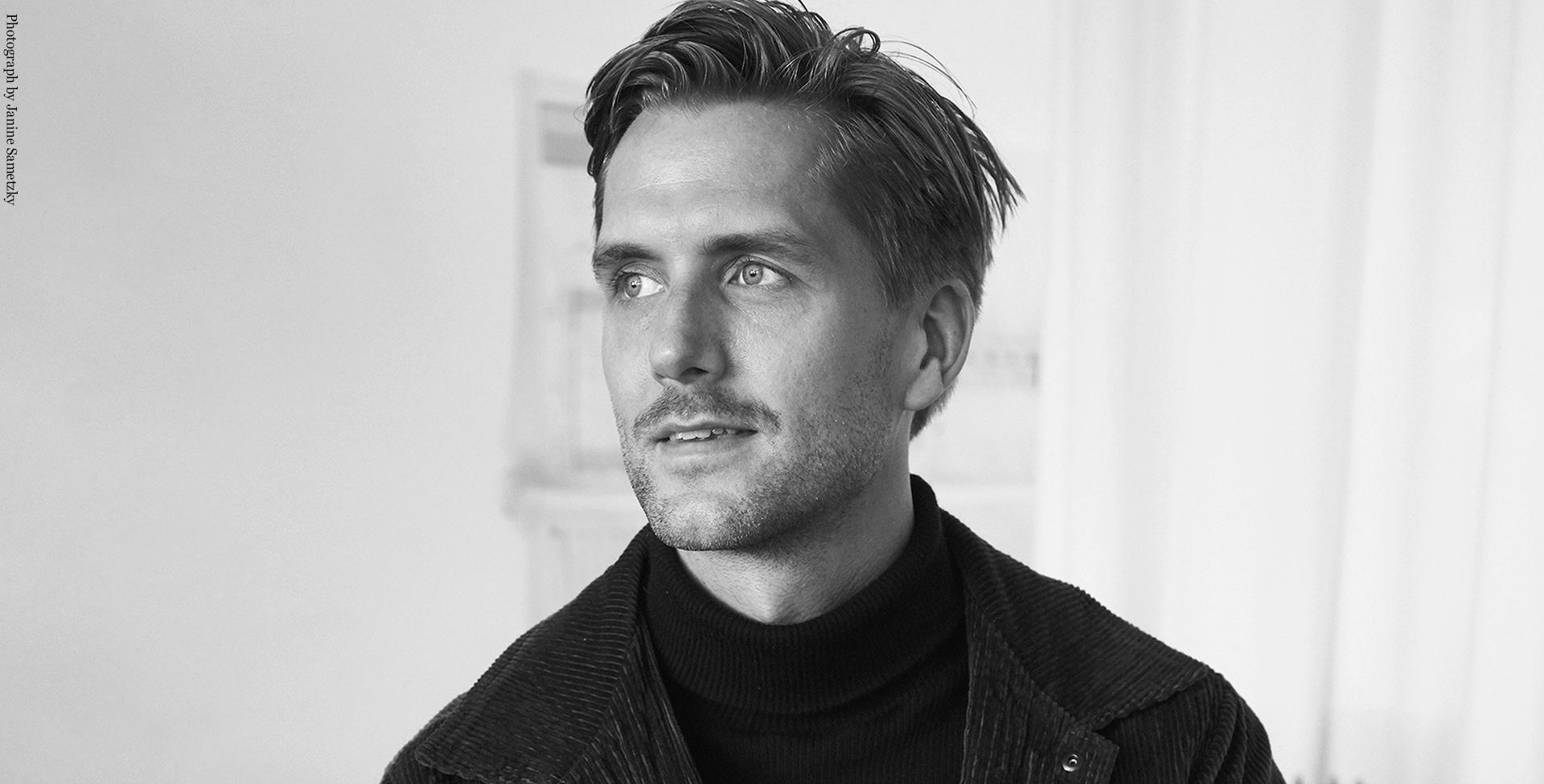 Sigurd Larsen - Men's Style Council Member