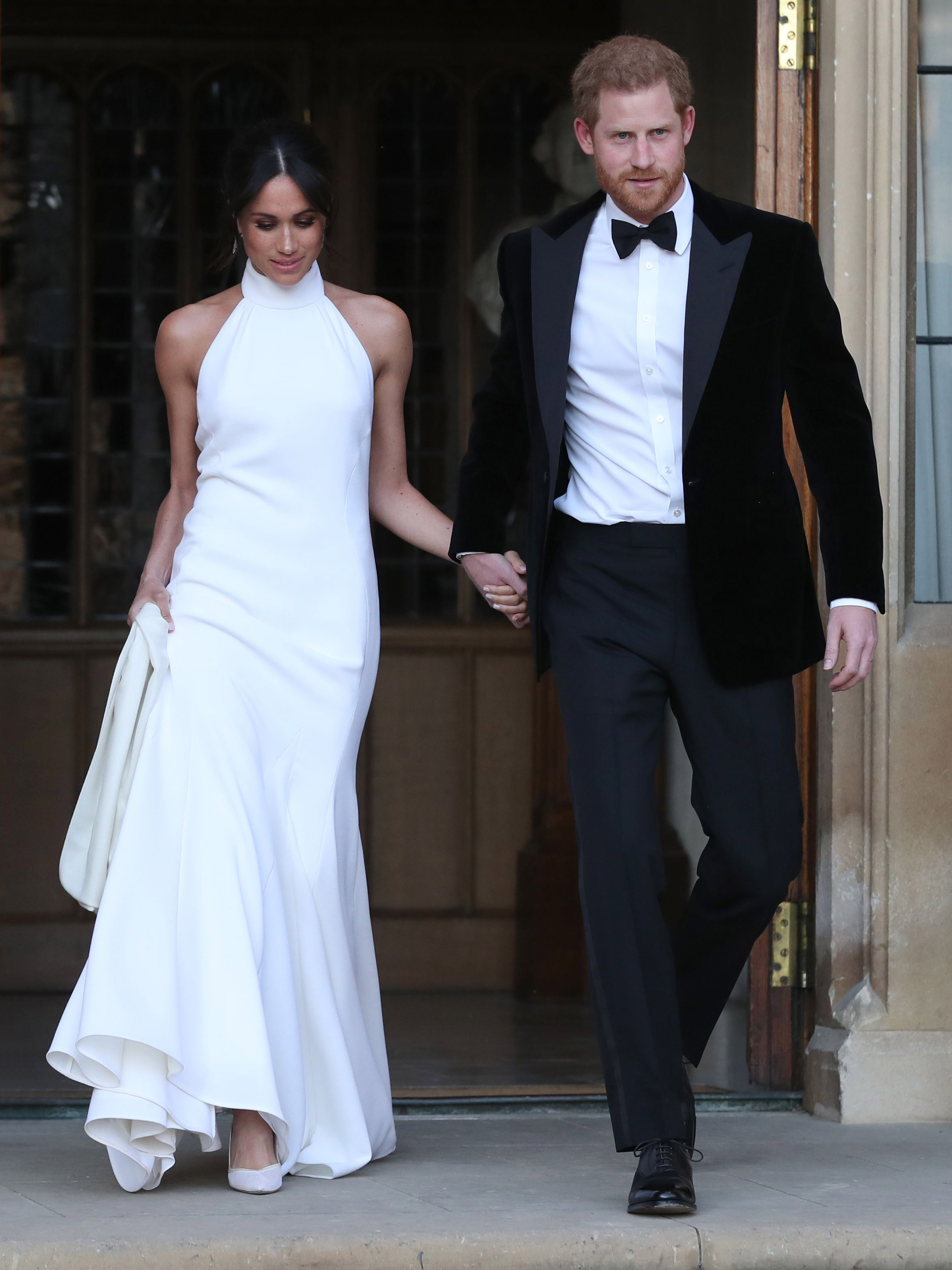 Best Celebrity Wedding Dresses From Meghan Markle To Jackie