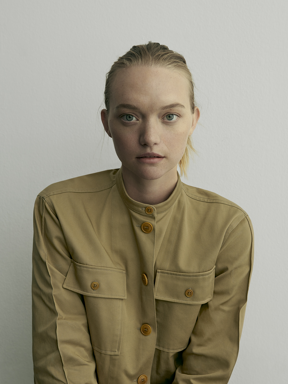 Gemma Ward Alek Wek Interview Porter