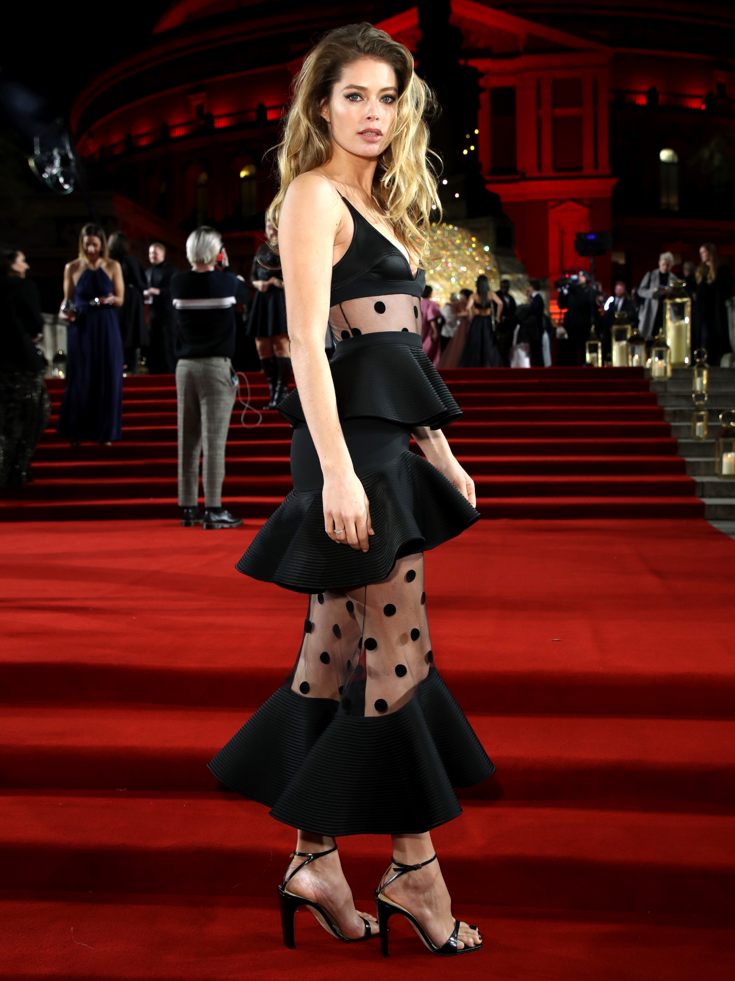 89b1bb390 Fashion Awards 2018: All The Best Dressed From The Carpet   PORTER