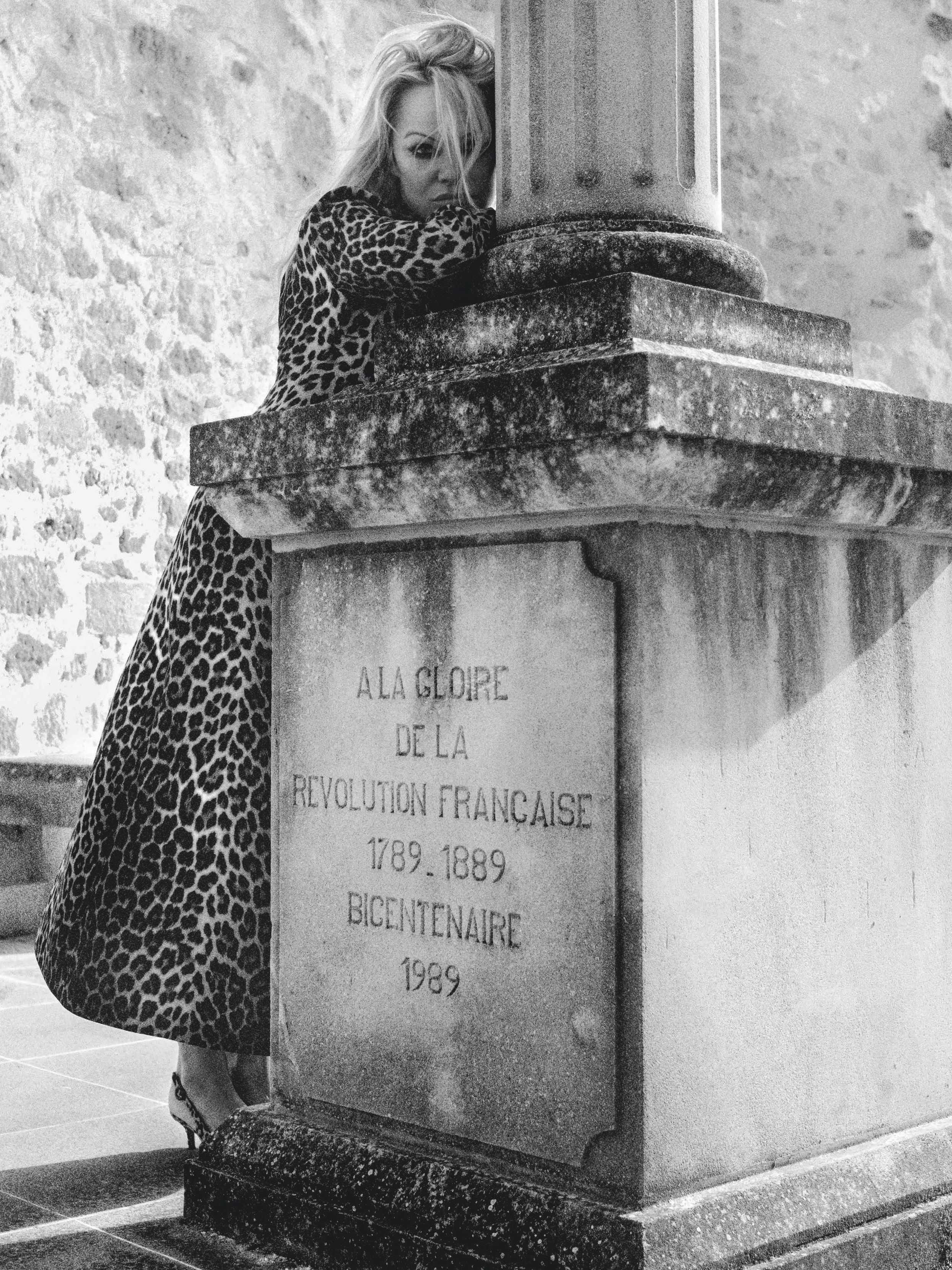 Pamela Anderson On Hefner, The Hoff & Life In The South Of France