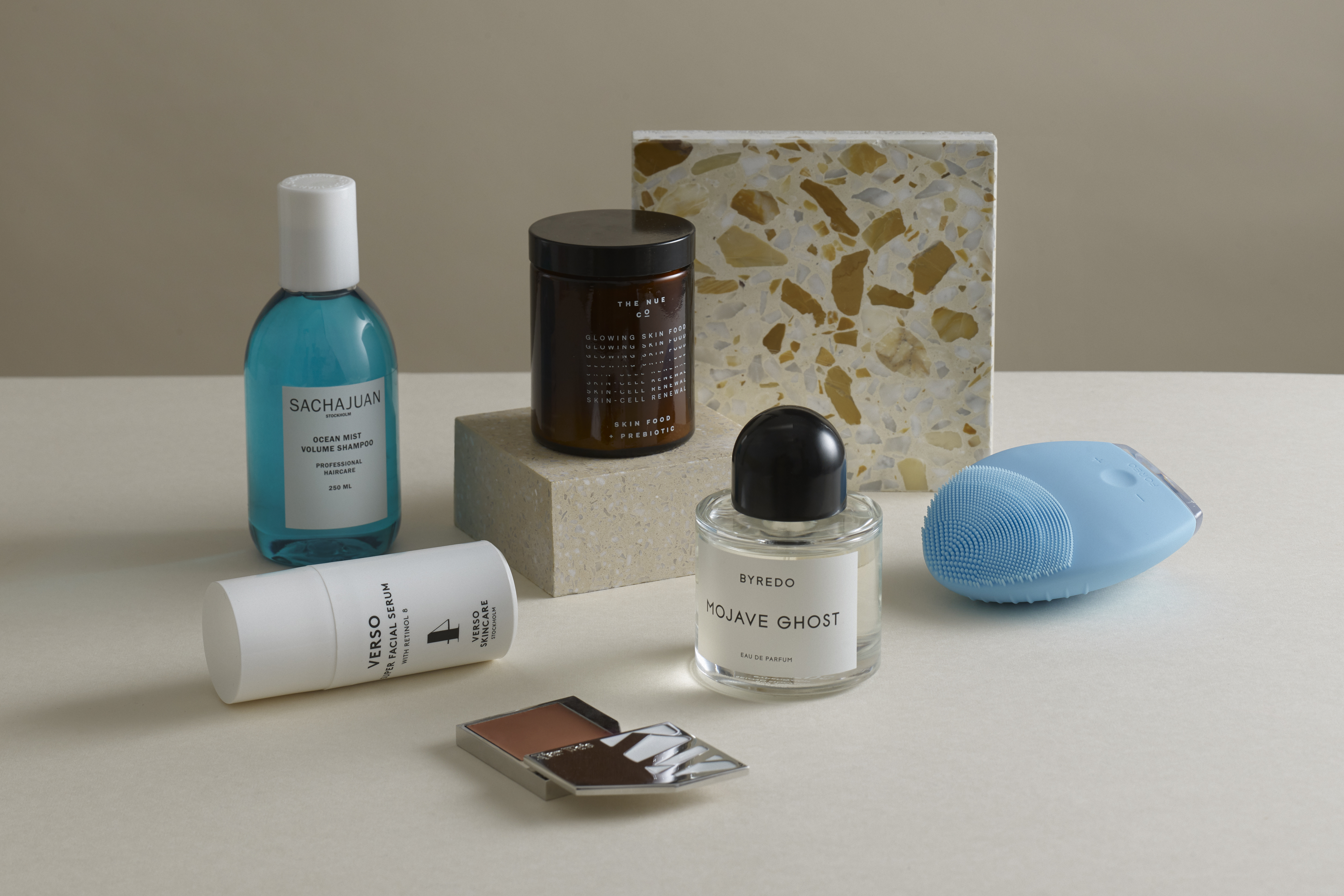 Scandinavian Beauty The Products