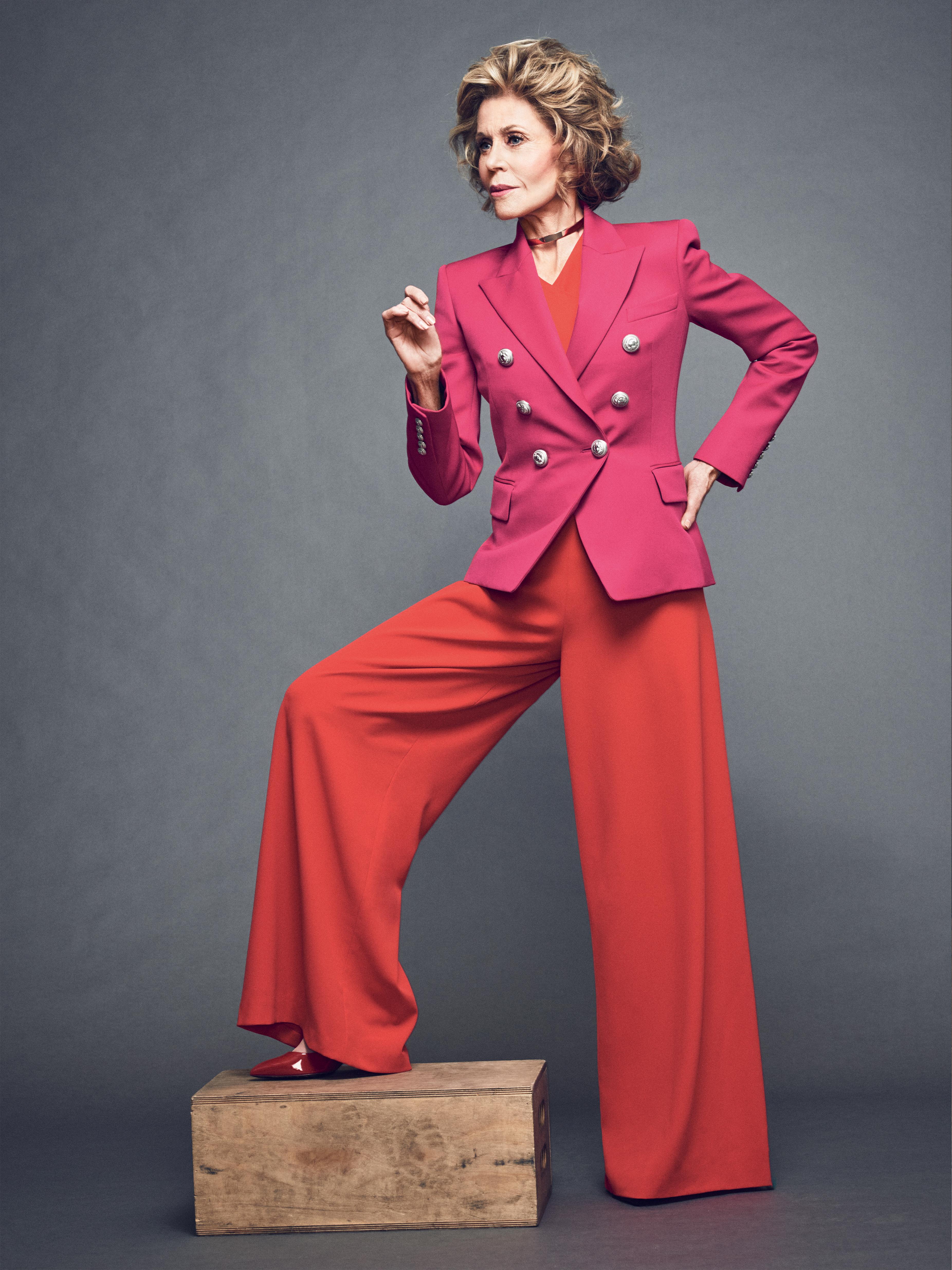 Jane Fonda Talks Activism & Empowerment With Brie Larson | PORTER