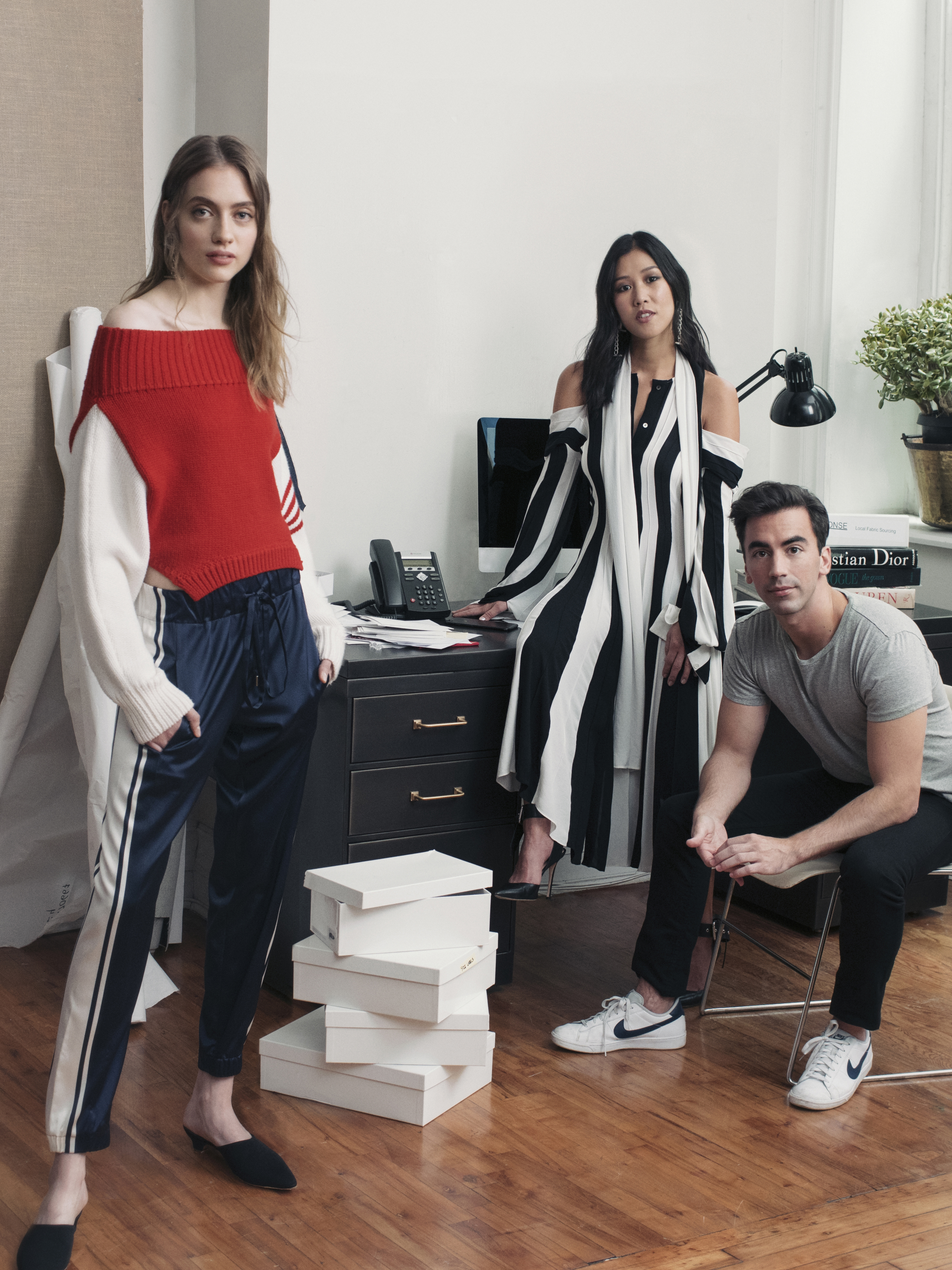 Monse Meet The Design Duo Behind The Label Everyone S Talking About Porter