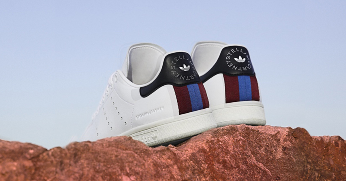 10ca440e5f5 Stella McCartney Stan Smith Sneakers  The Only Trainers You Need RN ...