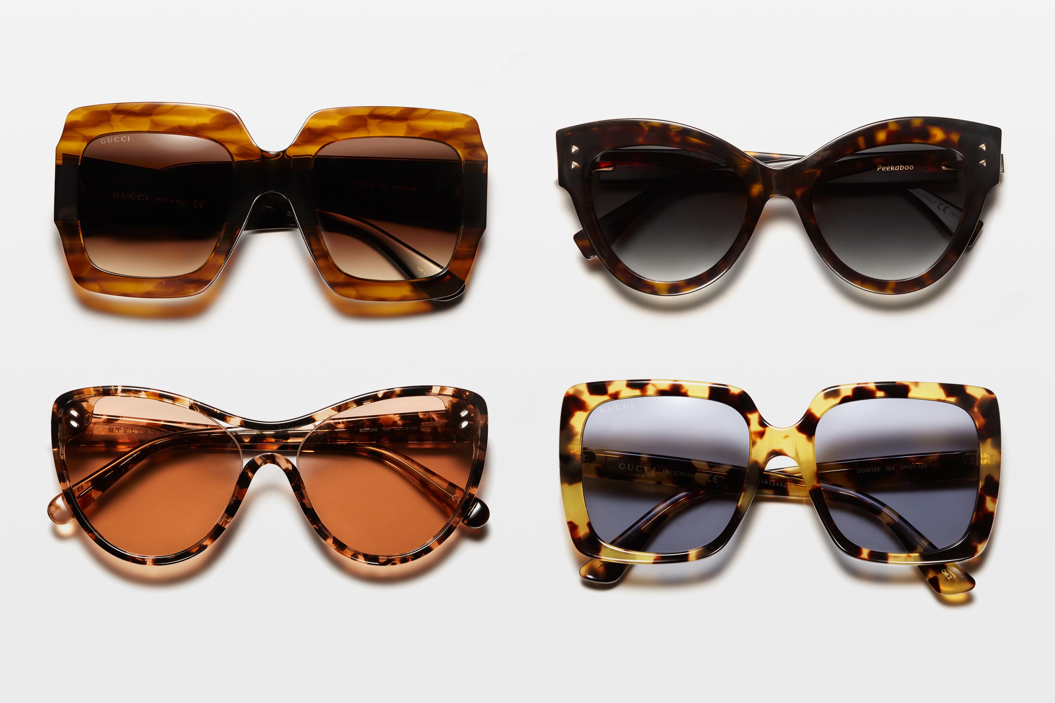 21fd8f4c7236 Best Tortoiseshell Sunglasses  The Designer Styles We Love