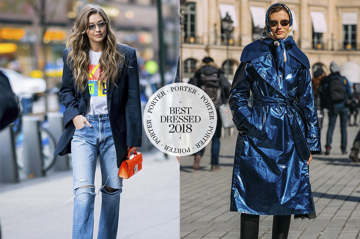 7c58cba99f6c Best Dressed 2018: Models   PORTER