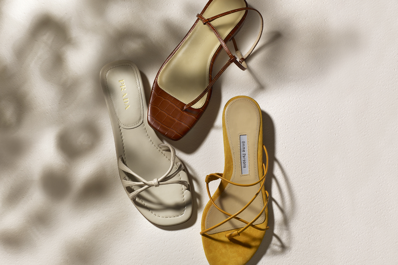 Best Sandals: The Designer Edit For a Chic Summer Update