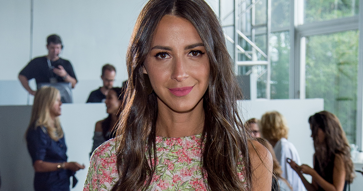 af5c3bd097 Arielle Charnas's Golden Style Rules | PORTER