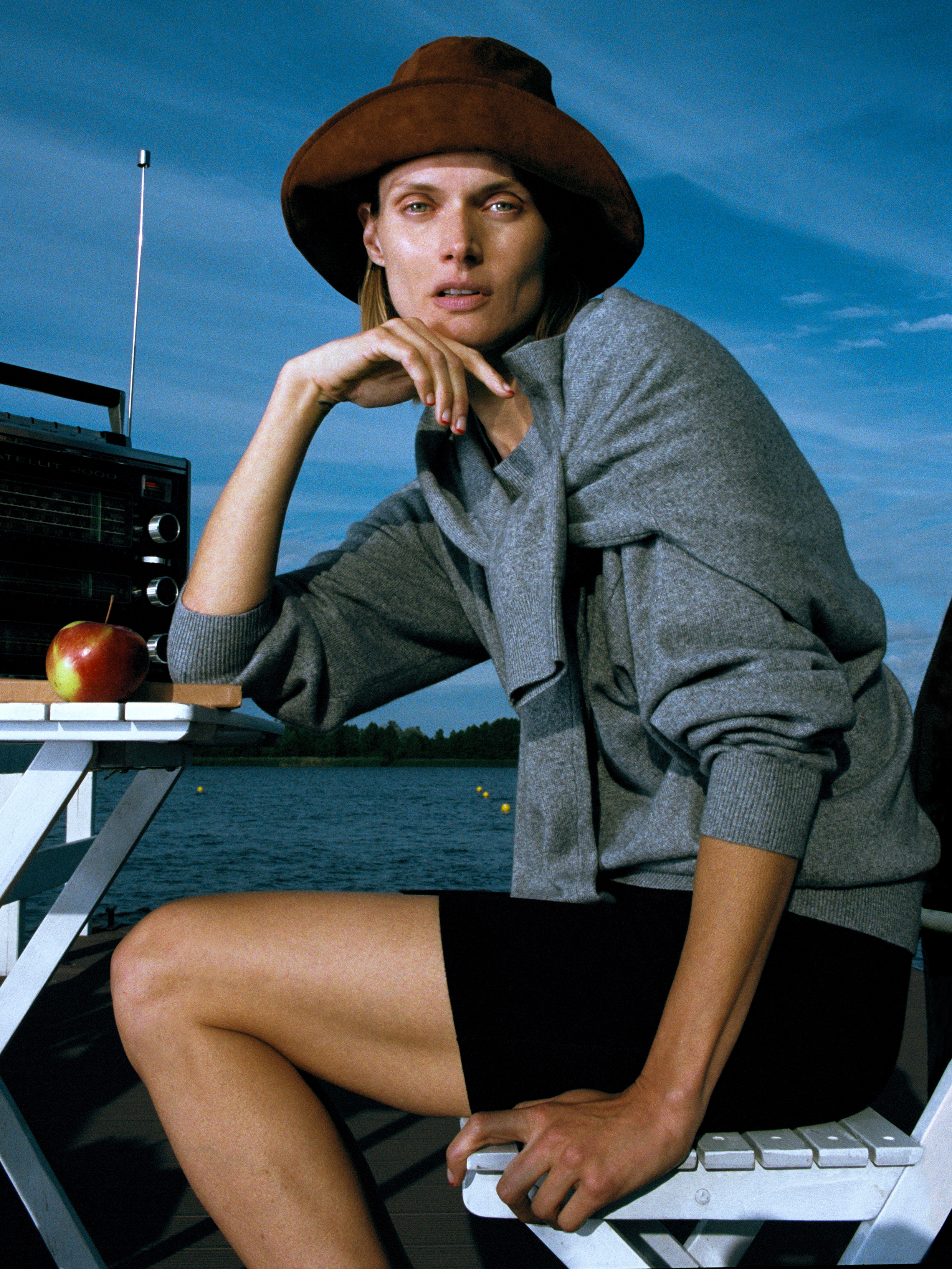 10df68a1490 Tessa Thompson On Creed, Thor, Race, Sexuality & Janelle Monae | PORTER