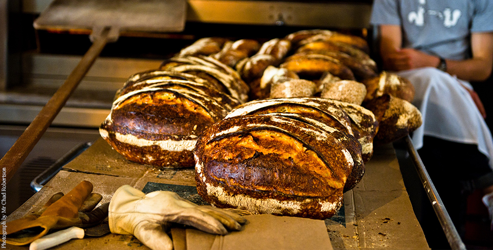 Tartine Bakery - Men's Style Council Place