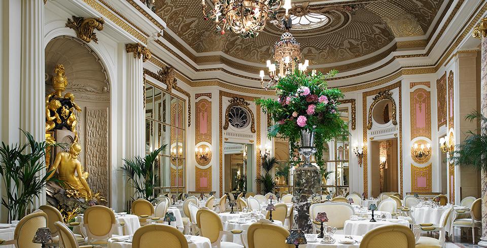 The Ritz London - Men's Style Council Place