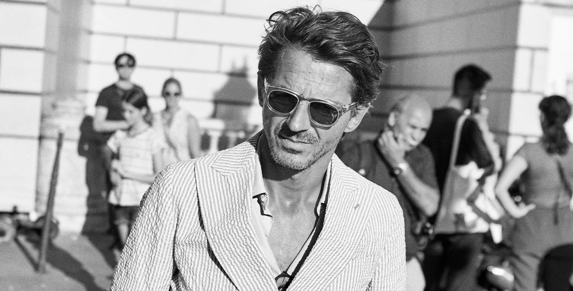 Thomas Erber - Men's Style Council Member